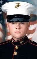 Marine Lance Cpl. Jeffrey C. Burgess
