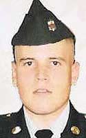 Army Sgt. Travis L. Burkhardt