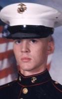 Marine Lance Cpl. Kenneth J. Butler