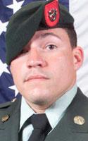Army Staff Sgt. Eric  Caban