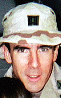 Army Capt. Joel E. Cahill