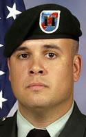 Army Maj. Jeffrey R. Calero