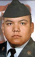 Army Cpl. Lyle J. Cambridge