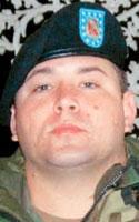 Army Spc. James D. Carroll