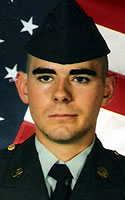 Army Spc. Justin B. Carter