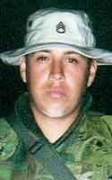 Army Staff Sgt. Roland L. Castro