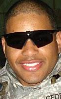 Army Cpl. Junior Cedeno  Sanchez