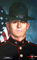 Marine Chief Warrant Officer 2 Robert W. Channell Jr.