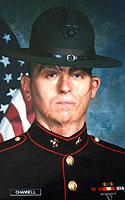 Marine Chief Warrant Officer 2 Robert W. Channell Jr.