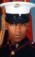 Marine Lance Cpl. Marcus M. Cherry