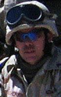 Army Staff Sgt. Craig W. Cherry