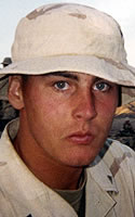 Marine Cpl. Kevin M. Clarke