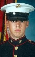 Marine Lance Cpl. Kyle W. Codner