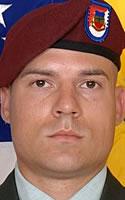 Army Staff Sgt. Timothy B. Cole Jr.