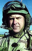 Army Sgt. 1st Class Kurt J. Comeaux