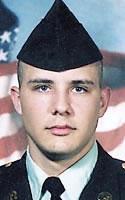 Army Spc. Steven D. Conover