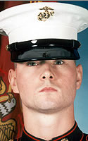 Marine Sgt. Jason  Cook