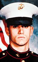 Marine Sgt. David J. Coullard