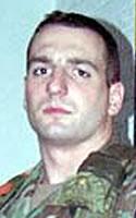 Army 2nd Lt. Matthew S. Coutu