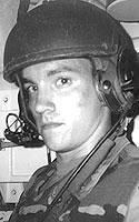 Army 2nd Lt. Leonard M. Cowherd