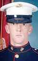 Marine Lance Cpl. Timothy R. Creager