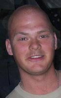 Army Spc. Shawn R. Creighton