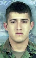 Army Pfc. Joseph  Cruz