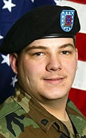 Army Spc. Carl F. Curran