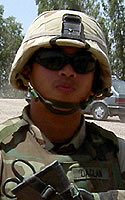 Army Spc. Edgar P. Daclan Jr.