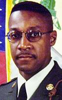 Army Staff Sgt. Wilbert  Davis