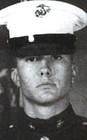 Marine Sgt. Zachariah S. Davis