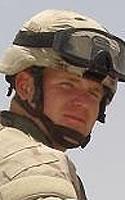 Army Pfc. Marc A. Delgado