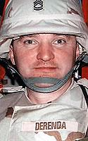 Army Sgt. 1st Class Robert V. Derenda