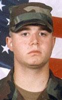 Army Pfc. Michael R. Deuel