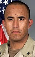 Army Spc. Sergio R. Diaz Varela