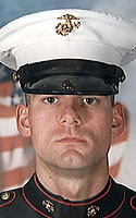 Marine Cpl. Nicholas J. Dieruf