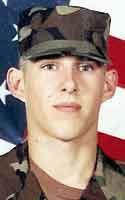 Army Spc. Jeremiah J. DiGiovanni