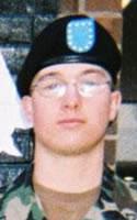 Army Cpl. Benjamin C. Dillon