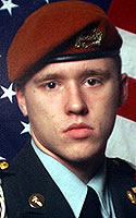 Army Spc. Joshua P. Dingler
