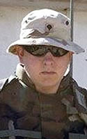 Army Spc. Christopher M. Duffy