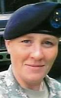 Army Cpl. Ciara M. Durkin