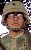 Army Spc. Robert L. DuSang
