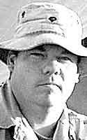 Army Spc. William Dave Dusenbery