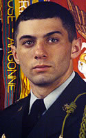 Army Pfc. Shawn C. Edwards