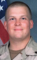 Army Staff Sgt. Kyle A. Eggers
