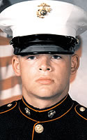 Marine Lance Cpl. Jonathan E. Etterling