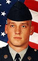 Army 1st Lt. Michael J. Fasnacht