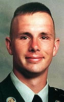 Army Staff Sgt. Clint D. Ferrin