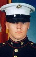 Marine Cpl. Tyler R. Fey