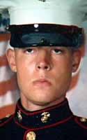 Marine Lance Cpl. Dustin R. Fitzgerald